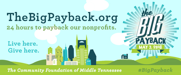 Support Walden's Puddle during The Big Payback